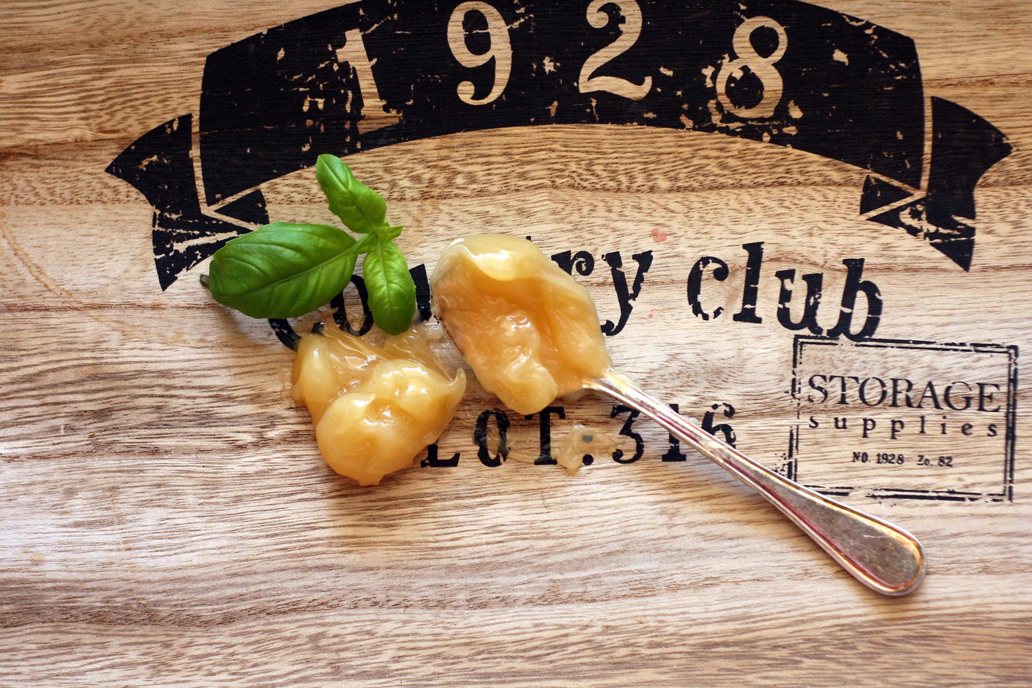 Honung och kryddor