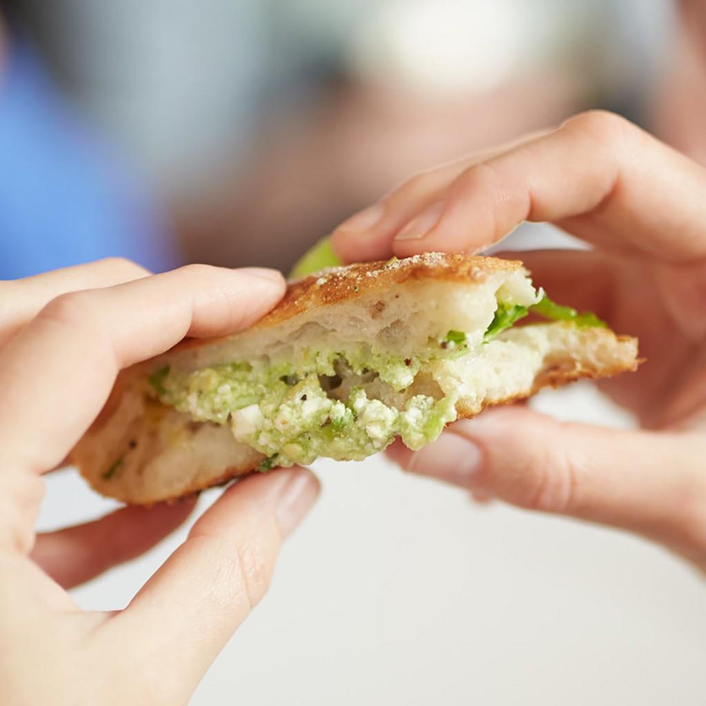 Smörgås närbild